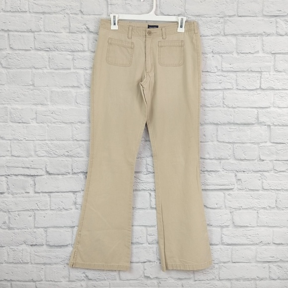 abercrombie kids Other - A&F | Girls Khaki Front Pocket Detail Khaki Pants